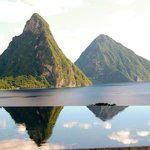 View of the pitons from JE2