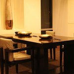 Working desk in front lobby