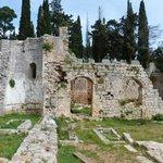 Monastery ruins, Lokrum