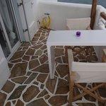Sea house - Top balcony 2