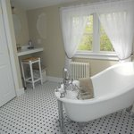 Skylight Room Bath