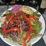 Salad at 311