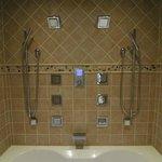 Champagne Jacuzzi Bath