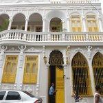 Bela fachada