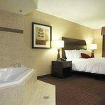 Hilton Garden Inn Clovis Hotel Whirlpool Suite