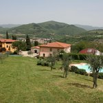 Farm, holiday home and swimming pool