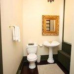 Updated Washrooms