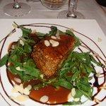 tonno con sesamo in salsa di aceto balsamico