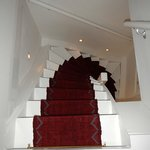 The steep stairs from the 3rd fl suite (you'll get used to it!).
