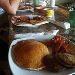 Breakfast at Boondocks