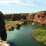 Foto de Yardie Creek Boat Tours
