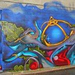Kensington Market Graffiti Walk