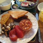 Vegan Cooked Breakfast!