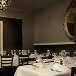 Tastevin's private dining room