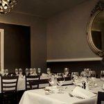 Tastevin's private dining room