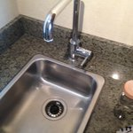 non functioning sink