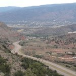 Canon City below
