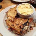 awesome pork belly Cuban sandwich