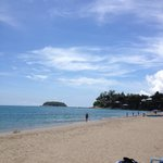 Beautiful beaches near by