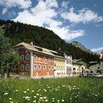 Aussenansicht Hotel Steinbock