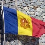 bandierra di Andorra