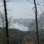 Widok na J. Como z Breglii