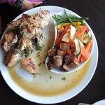 Spezzatino di pollo Romanno