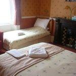 Ground Floor Family En-suite Room