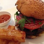 CharGrilled Burger