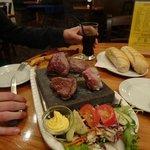 Yummy stone grill