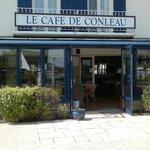 façade du Café de Conleau
