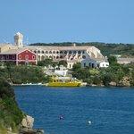 Hospital Island, Mahon Harbour