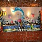 Caribbean restaurant - buffet