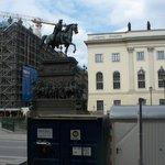 Università e monumento a Federico il Grande