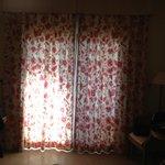Superior room curtains circa-1970's
