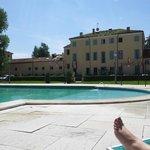 Zwembad Villa Tacchi