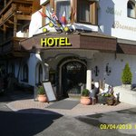 Photo de Hotel Brennerspitz