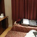 Basement room.