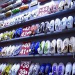 3m high Shoe Wall