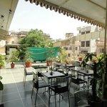 Gateway restaurant - Sitting area