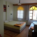 Our room - airy & bright