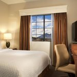 King Suite Embassy Suites Flagstaff