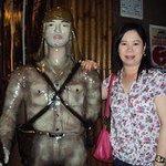 the jap statue