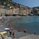The Beach - Camogli