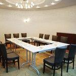 Room of negotiations – 1