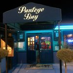 Pantego Bay front door!