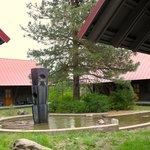 fountain cabins