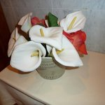 Blumen Toilette EG