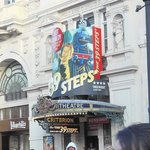The Criterion Theater in Picadilly Circus - The 39 Steps