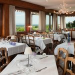 Salle du Restaurant avec vue panoramique